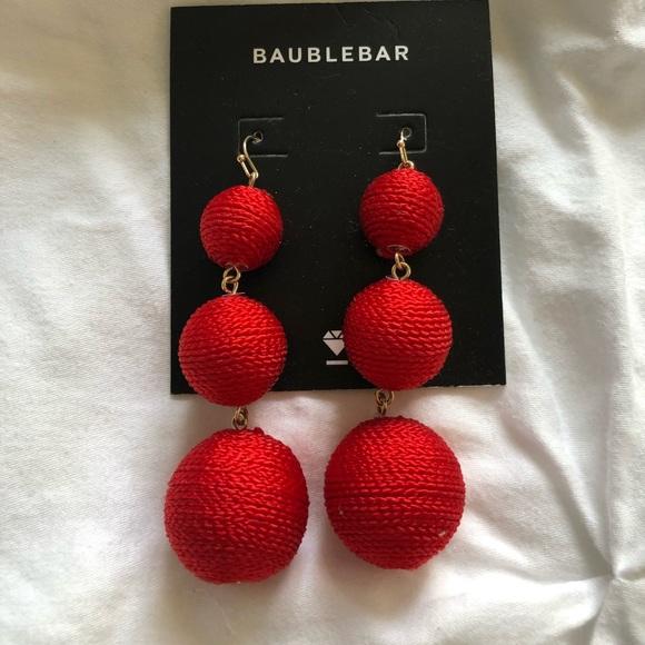BaubleBar Jewelry - BaubleBar Crispin Ball Drop Earrings